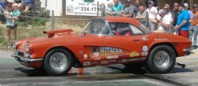 1962 Hitman Corvette