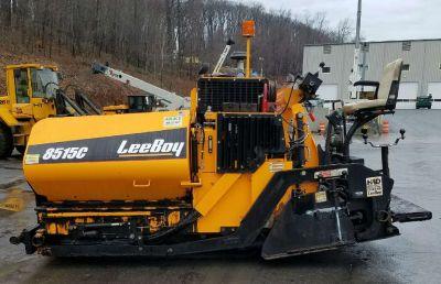 2014 LeeBoy 8515C Conveyor Paver