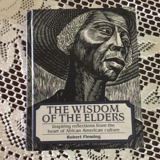 THE WISDOM OF THE ELDERS HARD COVERED