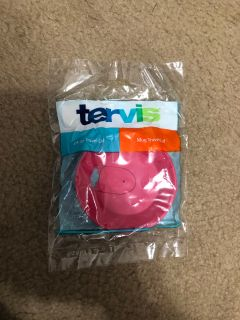 New pink tervis travel lid