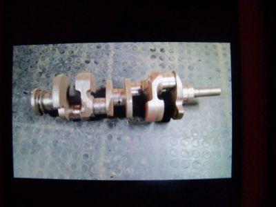"Purchase Ford Flathead-Mercury 4"" Crank (Nice) motorcycle in Avon, Indiana, United States, for US $430.00"