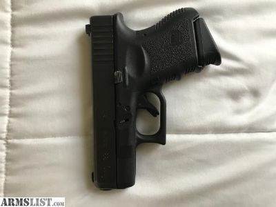 For Sale: Glock 33 .357