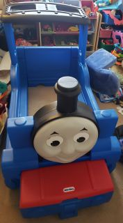 Thomas the Train toddler bed