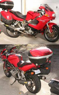 2001 Ducati ST 4