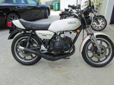 1979 Yamaha Daytona Special