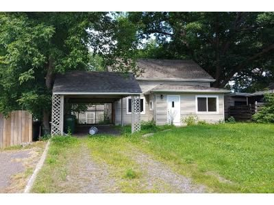 3 Bed 2 Bath Foreclosure Property in Amery, WI 54001 - Church Ave