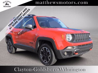 2016 Jeep Renegade Trailhawk 4WD ()