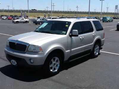 2004 LINCOLN Aviator 4dr AWD - 3rd Row Seat - Super Clean