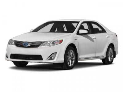2014 Toyota Camry Hybrid LE (RUBY)