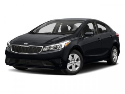 2018 Kia Forte LX (Deep Sea Blue)