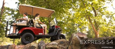 2016 E-Z-Go Express S4 Electric Golf Golf Carts Okeechobee, FL