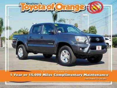 Used 2015 Toyota Tacoma 4WD Double Cab V6 AT