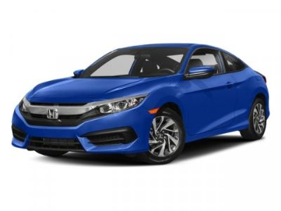 2018 Honda CIVIC COUPE LX-P (Crystal Black Pearl)