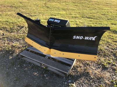 2016 PACE INC UTV-V Snow Plow Blades Hillman, MI