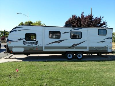 2014 Forest River Wildwood X-Lite T262BHXL
