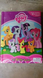 My Little Pony busy book