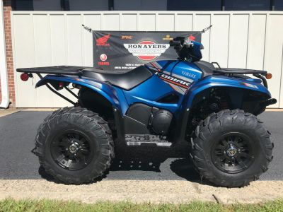 2019 Yamaha Kodiak 700 EPS SE ATV Utility Greenville, NC