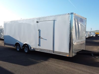 2019 CargoMate 8.5'x24' Racing Trailer