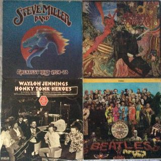 Record/LPs: Pick One