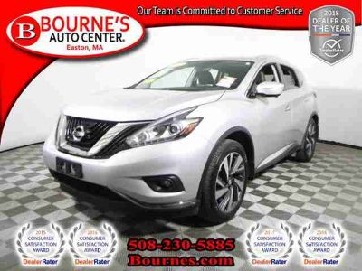 Used 2015 Nissan Murano AWD 4dr