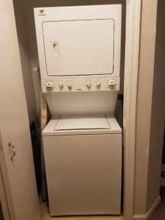 Kenmore Stacked Washer / Dryer - Gas
