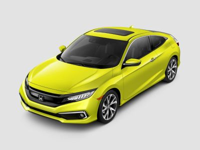 2019 Honda Civic Si (Modern Steel Metallic)