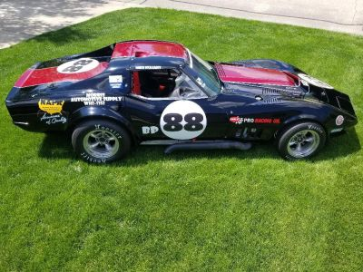SCCA Corvette Race Car