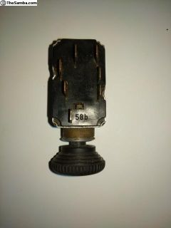 Headlight switch 113.941.531