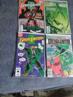 Green Lantern comics $2 each