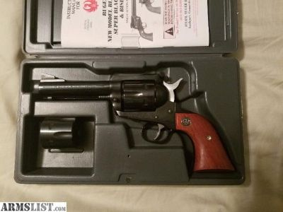 For Trade: Ruger Blackhawk 357/9 convertable