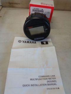 Purchase YAMAHA 6Y8-8350T-11-BK DIGITAL BOAT TACHOMETER GAUGE motorcycle in Seminole, Florida, United States, for US $239.99