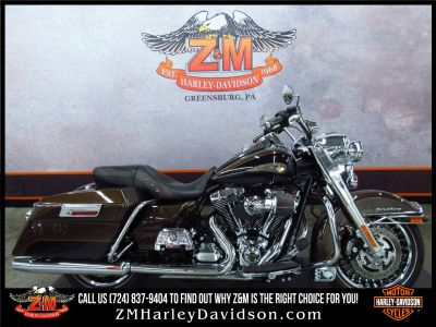 2013 Harley-Davidson Road King 110th Anniversary Edition Touring Motorcycles Greensburg, PA