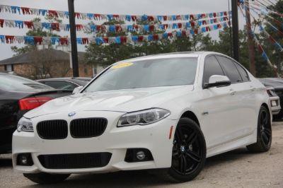 2015 BMW 5-Series 4dr Sdn 535i M-SPORT