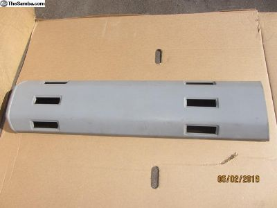 vanagon mid section AC duct