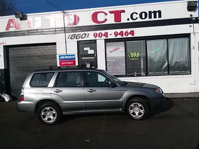 2007 Subaru Forester 2.5 X Premium Package (Crystal Gray Metallic)
