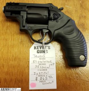 For Sale: Taurus 85 Protector 38SPL