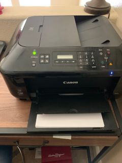 Canon Wireless All in One Color inkjet