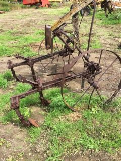 Horse drawn farm and garden equipment for sale for Garden machinery for sale