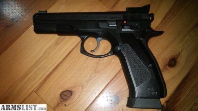 For Sale: ACCU 75 Shadow LITE 9mm BLACK