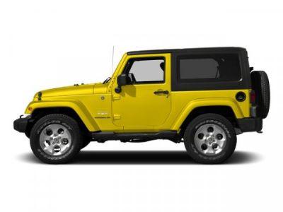 2015 Jeep Wrangler Sport (Baja Yellow Clearcoat)