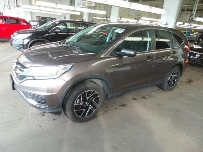 2016 Honda CR-V AWD 5dr SE (Grey)