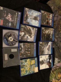PS4 games - different prices