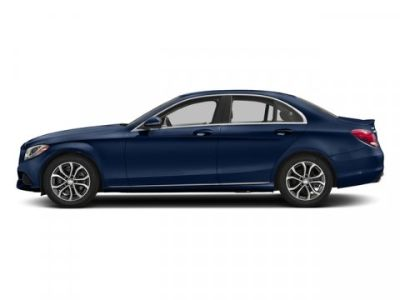 2018 Mercedes-Benz C-Class C 300 (Brilliant Blue Metallic)