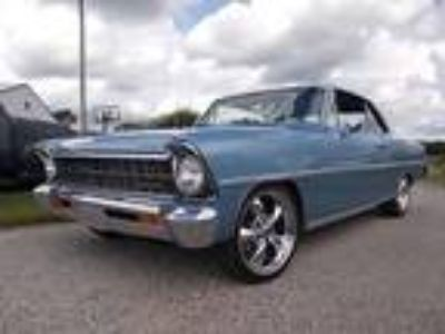 1967 Chevrolet Nova Hardtop 4-Speed