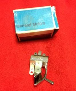Sell NOS 1969-71 Chevrolet Camaro Nova RS SS Z-28 A/C & Heater Control Switch NIB motorcycle in Dallas, Texas, US, for US $39.99