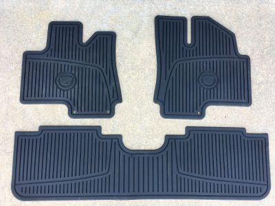 Cadillac SRX All Weather Mats