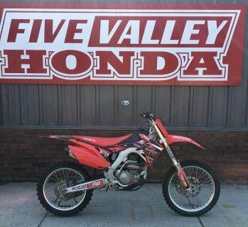 2016 Honda CRF250R Motocross Off Road Missoula, MT