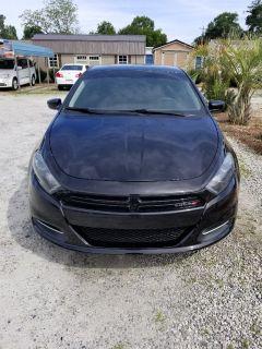 2015 Dodge Dart SE (Black)