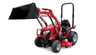 2017 Mahindra eMax 22S Gear Compact Tractors Lawn & Garden New Braunfels, TX