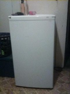 Mini fridge by Sanyo